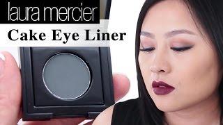 Charcoal Grey Tightline Cake Eye Liner - YouTube