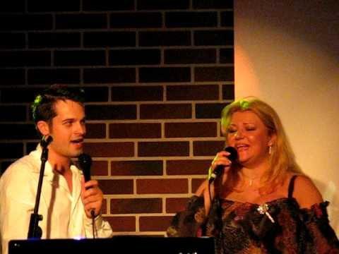 Cristina Ispas & Alex - Endless Love  (Hard Rock Cafe - KARAOKE )