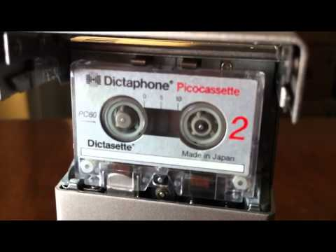 Introducing the Pico Cassette Tape Format - By Pico Himself