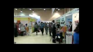 Видео с выставки Шарм-2013 Ростов-на-Дону