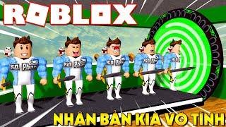 Roblox | XÂY DỰNG NHÀ MÁY NHÂN BẢN ĐỘI QUÂN KIA PHẠM - Clone Tycoon 2 | KiA Phạm