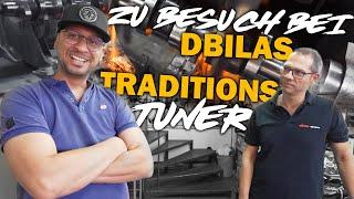 JP Performance - Traditionstuner | Zu Besuch bei Dbilas