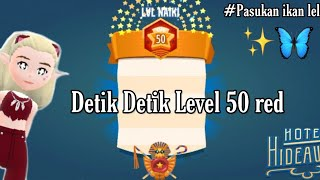 Download lagu Detik-detik level 50 Red~ |Hotel Hideaway