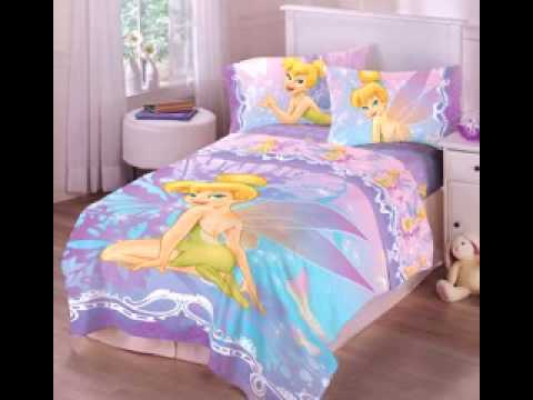 tinkerbell bedroom design decorating ideas youtube