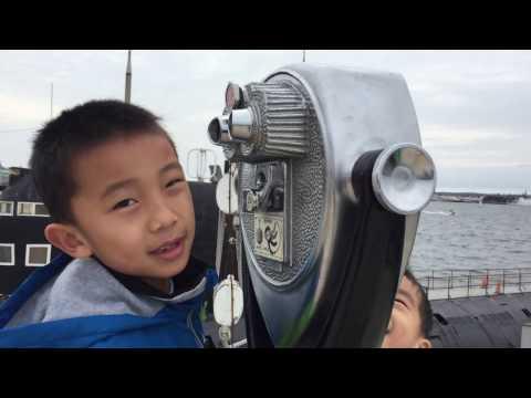 Maritime Museum of San Diego (bonus footage)