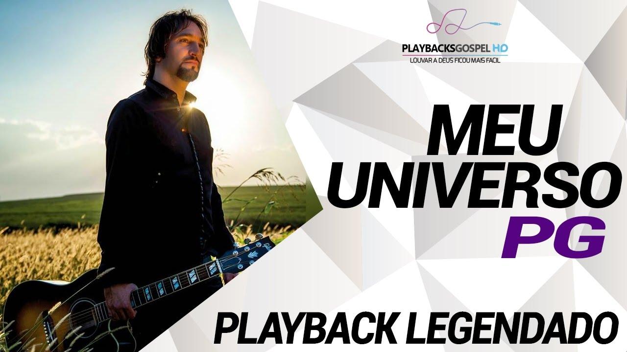 playback que sejas meu universo pg