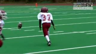 Kid's Football Game - KidsWhoRip