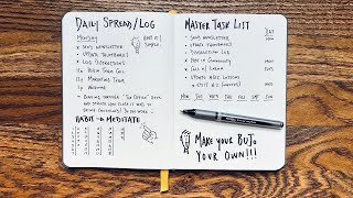 10 Bullet Journal Tips to Increase Productivity