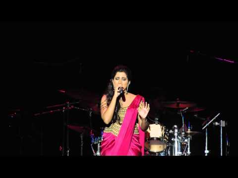 Chaar Kadam - Shreya Ghoshal LIVE in San Jose 2015 Mp3