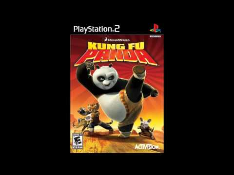 Kung Fu Panda Game Soundtrack - Main Menu Theme