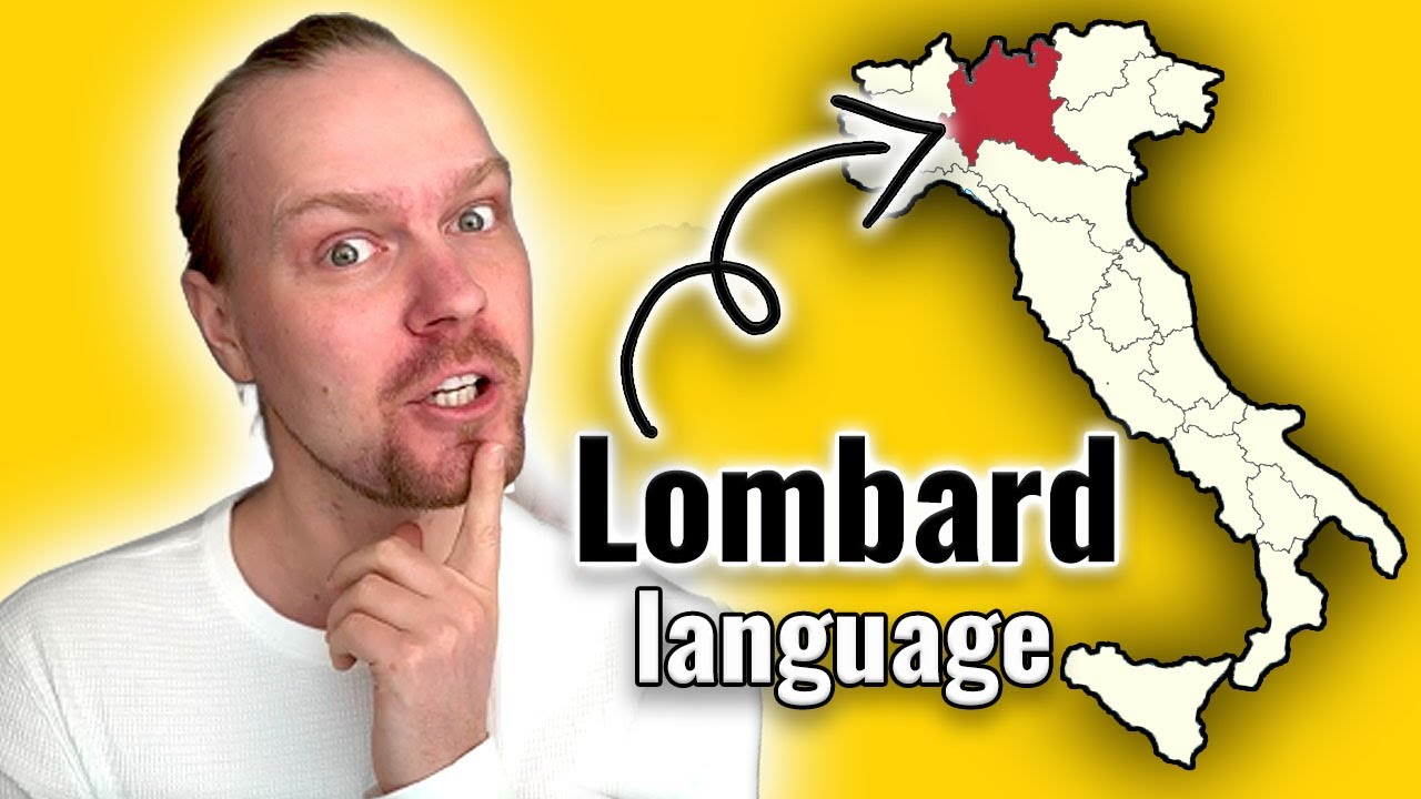 Download Lombard Language | Can French, Spanish and Romanian speakers understand it?