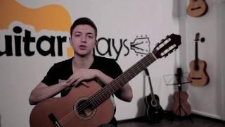Как правильно играть приглушку на гитаре | Уроки гитары в Москве
