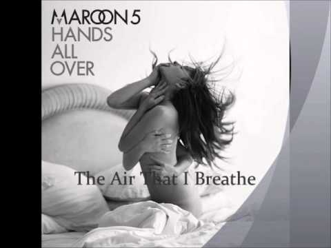 Maroon 5  The Air That I Breathe (Lyrics in Description)