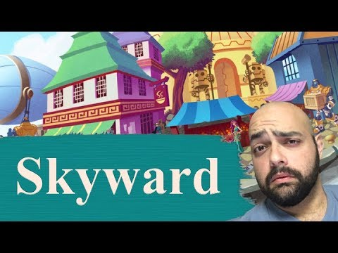 Skyward Review - with Zee Garcia