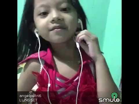 Lungset Angel putri