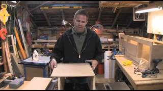 How To Build A Twin Bed W Storage Using Kreg Power Tools   Part 4