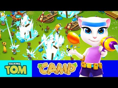 Talking Tom Camp - Tactical Pranks (Tutorial 3)