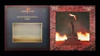 1 hour of Vangelis B2B Ernie Watts Abraham's Theme