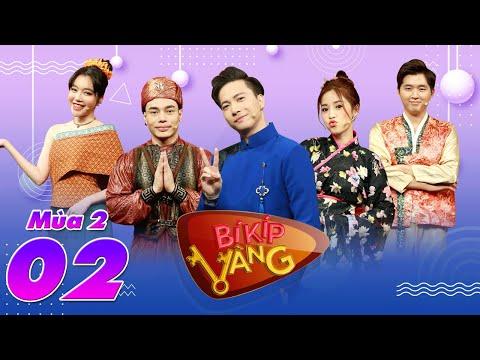 """Bí Kíp Vàng Mùa 2   Tập 2: Dương Lâm, Elly Trần """"cục súc"""" nhìn Woossi, Puka ẵm sạch tiền thưởng về"""