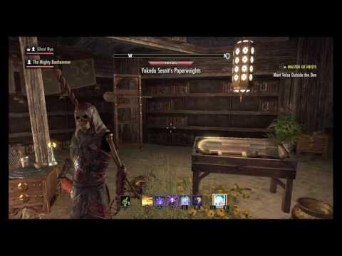 The Elder Scrolls Online: Thieves Guild: Kari's Hit List reward
