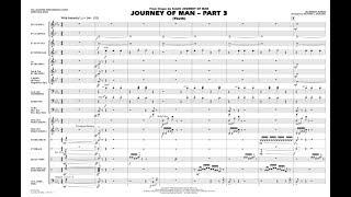 Journey of Man - Part 3 by Benoit Jutras/arr. Richard L. Saucedo