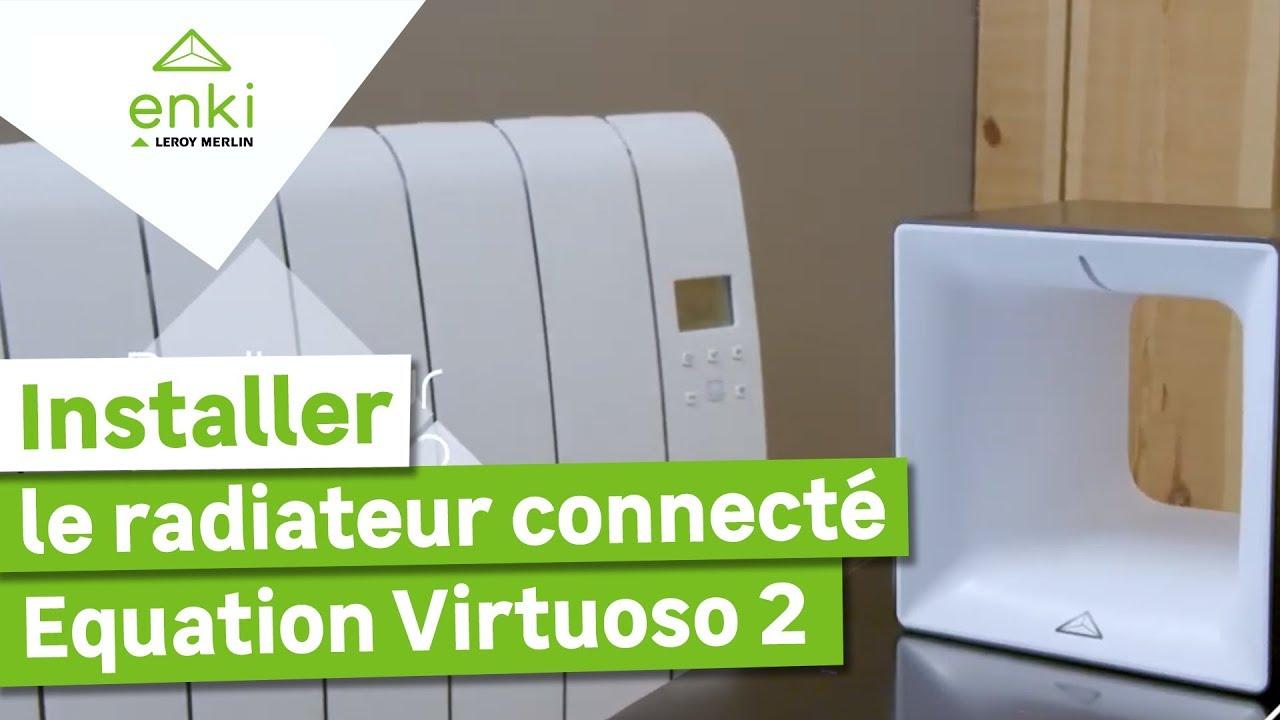 Installer Et Utiliser Le Radiateur Connecté Equation