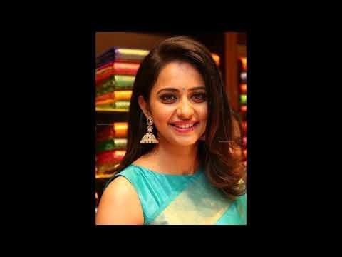 Rakul preeth singh latest photosin beautiful sarees