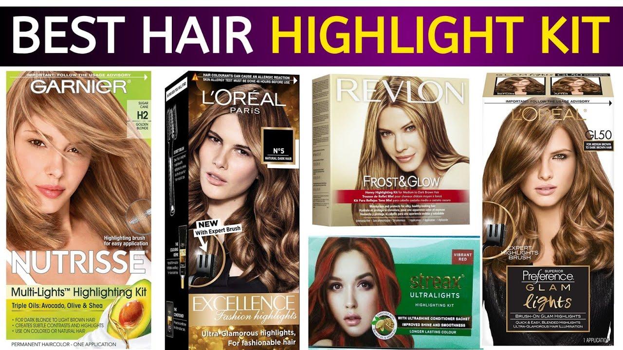 Best Hair Highlighting Kit In India Youtube