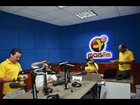 Festa de inauguração da rádio Mais FM em Uiraúna