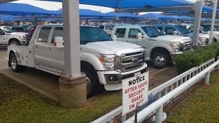 New 2014 Ford F550 And F350 Laredo Hauler Trucks Tdy Sales 817-243-9840