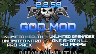 How To Download Mini Militia God Mod