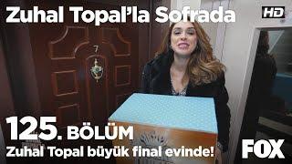 Zuhal Topal büyük final evinde... Zuhal Topal'la Sofrada 125. Bölüm