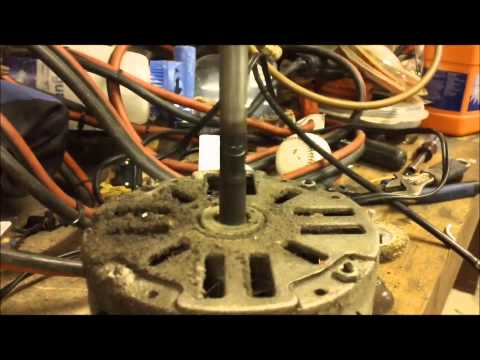 HVAC Service- Blower Motor Bracket Repair