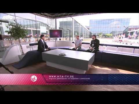 Jalsa Salana Deutschland 2014 - Mein Weg zum Islam - Deutsche Konvertieten