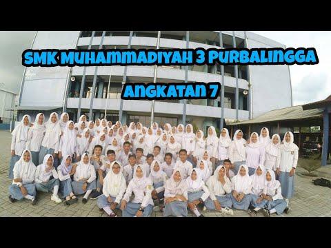 Moment terakhir Jangan rindu Rindu ini berat! Angkatan 7 SMKMUH3PBG 2018