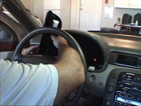 Fix A 1993 Lexus SC400 Dash Light Bulb Replacement