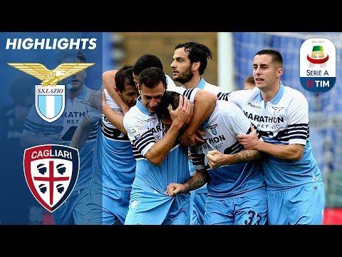 Lazio 3-1 Cagliari | Lazio End 7 Match Winless Run With Easy Win at Home | Serie A