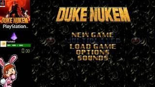 Duke Nukem: Total Meltdown (PS1) - Episode 1/4