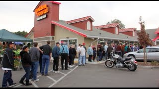 Veterans Eat Free At Golden Corral On Veterans Day - Modesto, California News