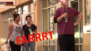 FUNNY Wet Fart Prank!! Freakout on Aisle 16! Sharter Saturdays!! S2•E4