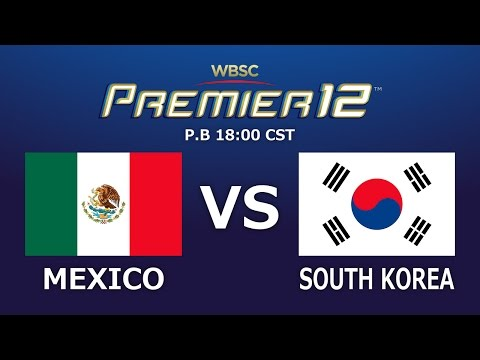 Game 21 Group B Mexico vs South Korea