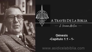Génesis - Capítulo 1:1-1