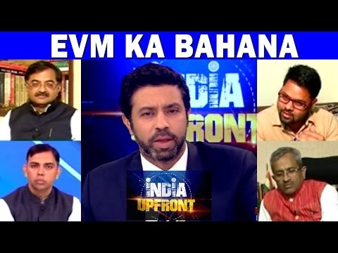 Assembly Elections - 'Rigged' Accuses Congress, AAP | India Upfront With Rahul Shivshankar