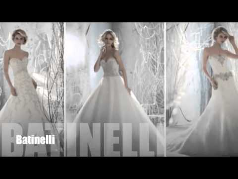 444076e0d0b3 BATINELLI Sposa e Cerimonia - YouTube