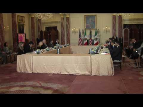 Strategic Dialogue on Disrupting Transnational Criminal Organizations