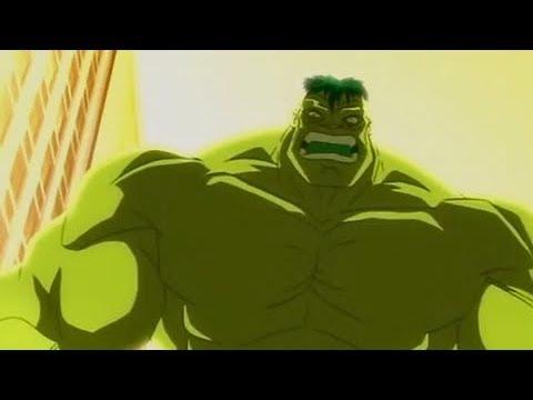 Mark Gibbon as The Incredible Hulk