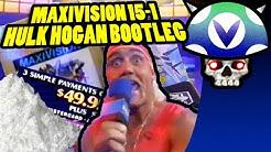 [Vinesauce] Joel - Maxivision 15-In-1 Hulk Hogan Bootleg
