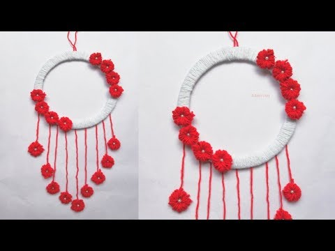 Easy wall Hanging Craft Ideas - Room Decorating Ideas Simple - Wall Decoration Ideas