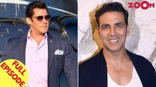 Salman Khan's 'Race 4' On Cards? | Akshay Kumar To Play Prithviraj Chauhan & More