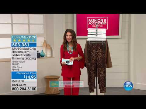 HSN | Fashion & Accessories Clearance Up To 70% Off 06.19.2017 - 02 AM